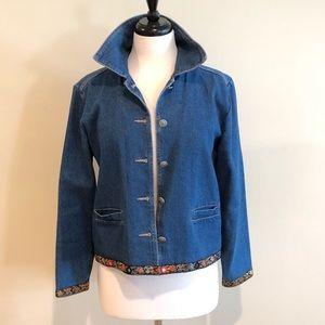 Jackets & Blazers - Denim Jean Jacket